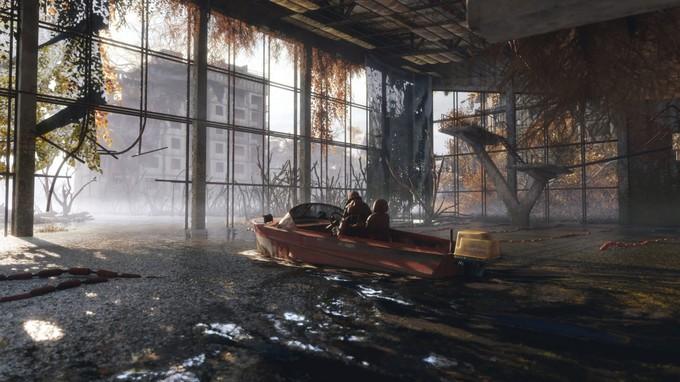 Скриншоты дополнения для Metro Exodus: История Сэма