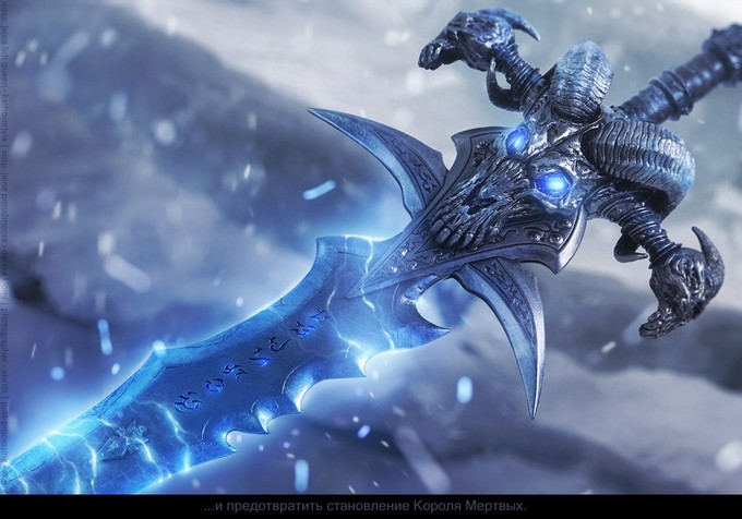 Пятничный косплей: World of Warcraft, Overwatch и League of Legends