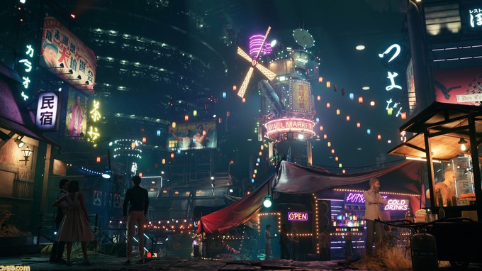 Видеодневник разработчиков и скриншоты Final Fantasy VII Remake