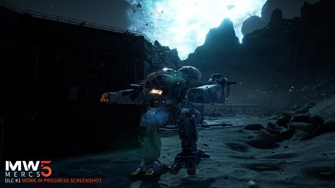 Грядущее DLC для MechWarrior 5: Mercenaries задерживается