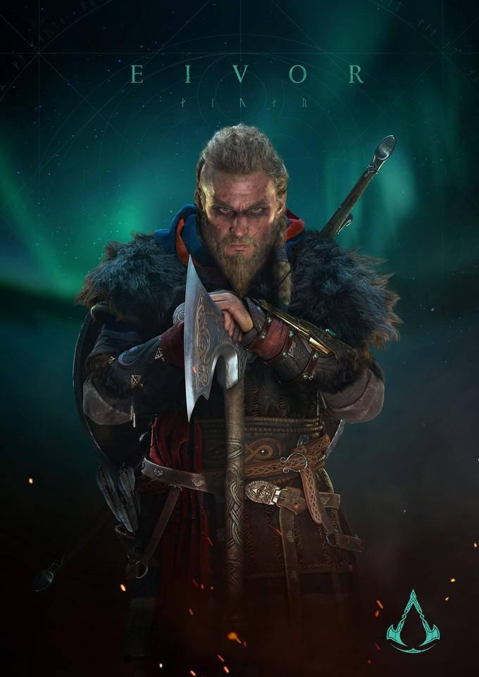 Первые подробности, арты и трейлер Assassin's Creed Valhalla