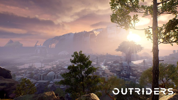 Свежие скриншоты Outriders