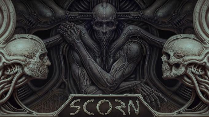 На Inside Xbox вышел новый трейлер хоррора Scorn