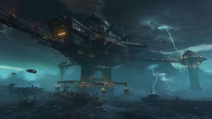 Первые скриншоты DLC для Doom Eternal