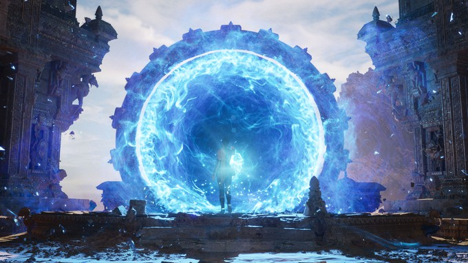 Предпоказ движка Unreal Engine 5 и первые скриншоты из игр