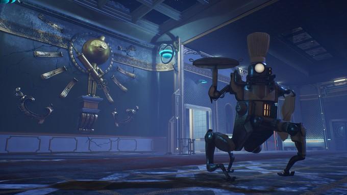 Новые скриншоты дополнения Peril On Gorgon для The Outer Worlds