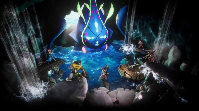 Авторы Suikoden анонсировали Eiyuden Chronicle: Hundred Heroes