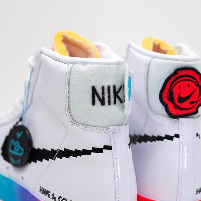 Nike представила геймерские кеды Have a Good Game