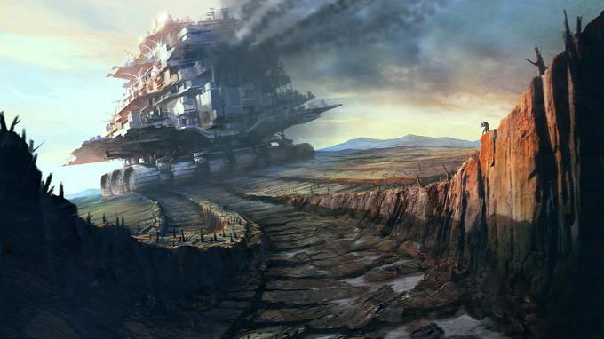 Фантастические Миры: Christian Bravery