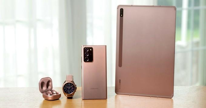 Galaxy Note 20 и Note 20 Ultra, а также Z Fold 2 — Samsung представила новые смартфоны