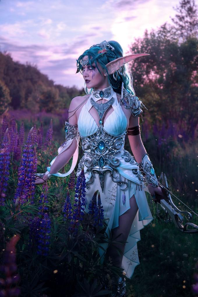 Пятничный косплей: Warhammer 40000, World of Warcraft и League of Legends