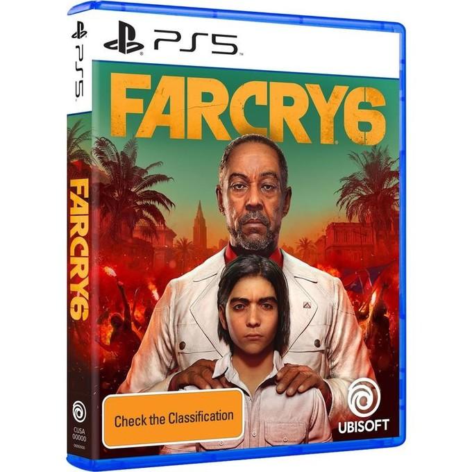 В сети появились новые бокс-арты PS5 с Far Cry 6, Watch Dogs: Legion и Assassin's Creed Valhalla