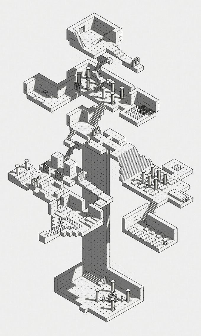 Вышел бесплатный фанатский конструктор подземелий для D&D