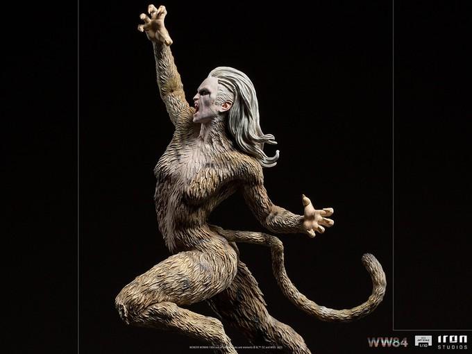 "Iron Studios показала фигурку Гепарды из  ""Чудо-женщины 1984"""