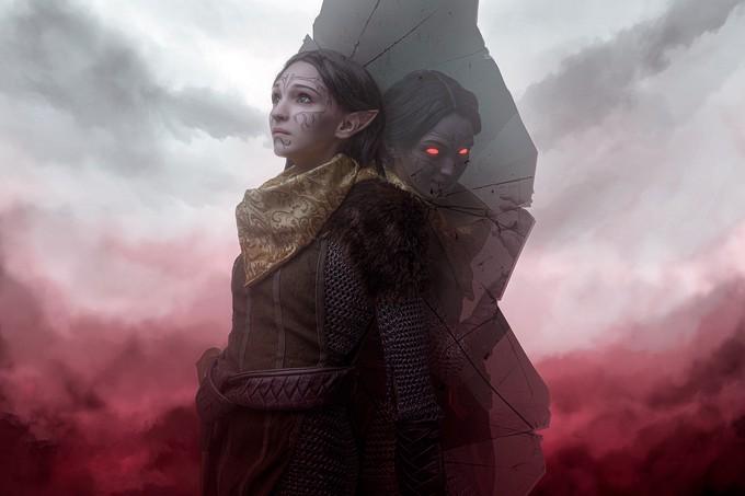 Пятничный косплей: Dragon Age, NieR и Эластика