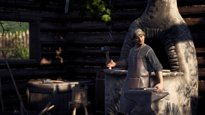 Свежая порция скриншотов сурвайвала Medieval Dynasty