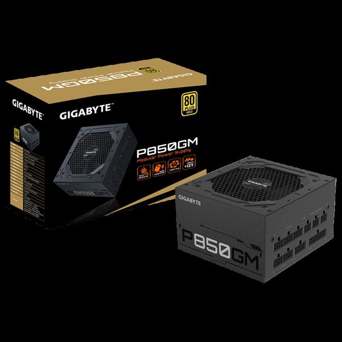 Gigabyte анонсировала компактные блоки питания для Nvidia Ampere
