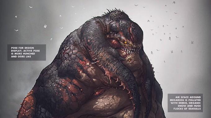 Слух: Концепты и детали отмененной Invaders от Turtle Rock