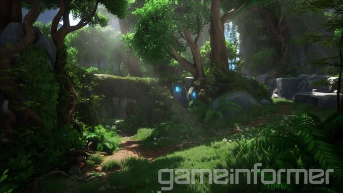 Более 100 гнилушек на экране и никаких загрузок — детали Kena: Bridge of Spirits для PS5