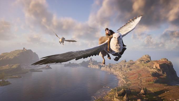 На презентации Sony анонсировали Hogwarts Legacy по вселенной Гарри Поттера — релиз в 2021 году