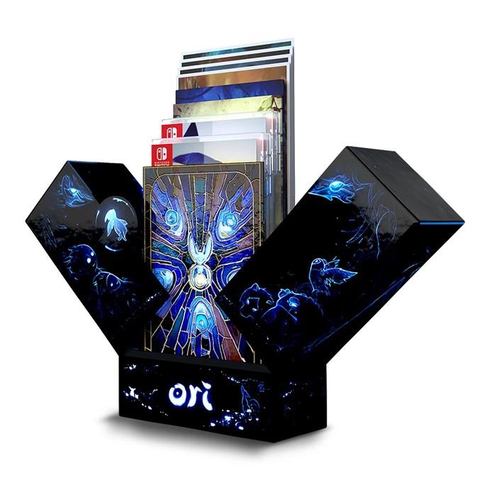 Коллекционное издание Ori в честь релиза Will of the Wisps на Switch