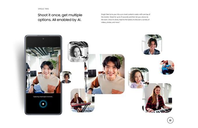 В сеть утекли подробные характеристики и изображения Samsung Galaxy S20 Fan Edition