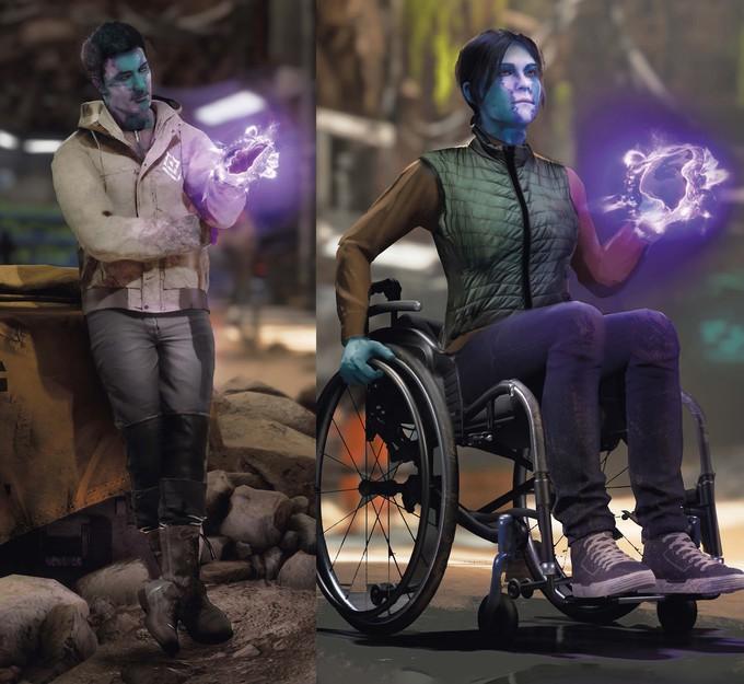 Концепты и арты Marvel's Avengers