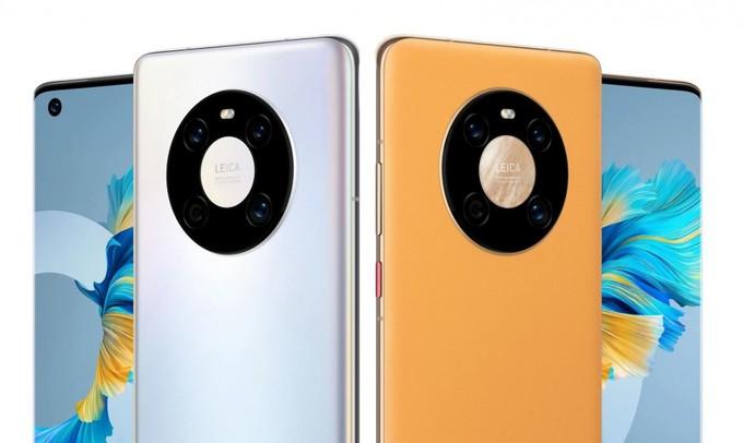Huawei представила флагманы Mate 40 и Mate 40 Pro — младшая модель в минимальной комплектации обойдется в 899 евро