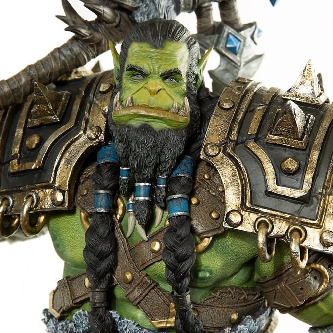 В магазине Blizzard появилась фигурка Тралла за 751 доллар
