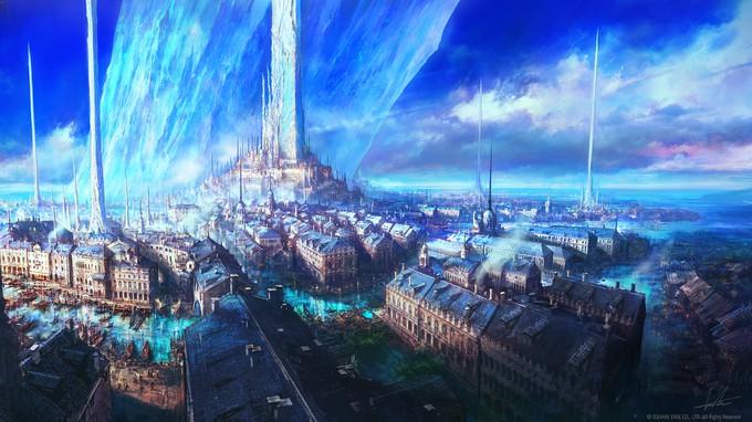Square Enix представила персонажей Final Fantasy XVI