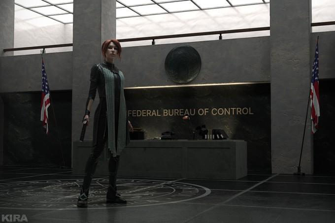 Пятничный косплей: Control, Княжна, Dota 2 и League of Legends