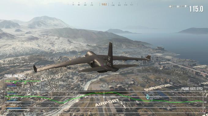 Infinity Ward добавила в Call of Duty: Warzone поддержку 120 fps, но только на Xbox Series X