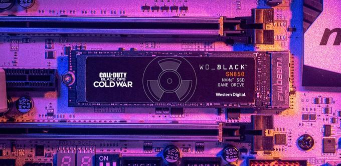 Western Digital анонсировала линейку накопителей для Call of Duty: Black Ops Cold War