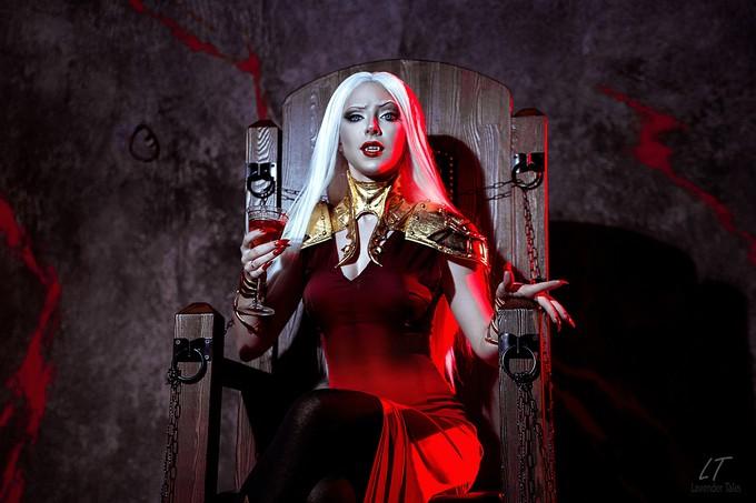 Пятничный косплей: Cyberpunk 2077, Castlevania, The Witcher 3 и D&D