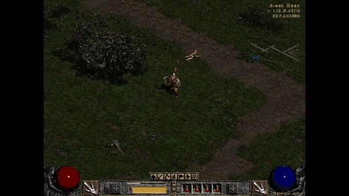 Образцовый ремастер — впечатления от альфы Diablo II: Resurrected
