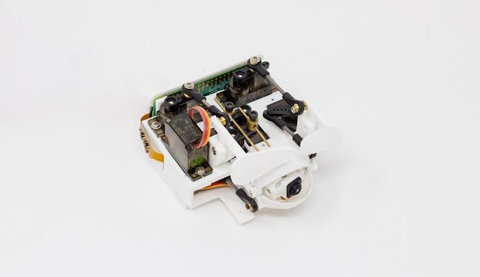 Эта веб-камера выглядит как настоящий глаз, она может моргать и показывать эмоции