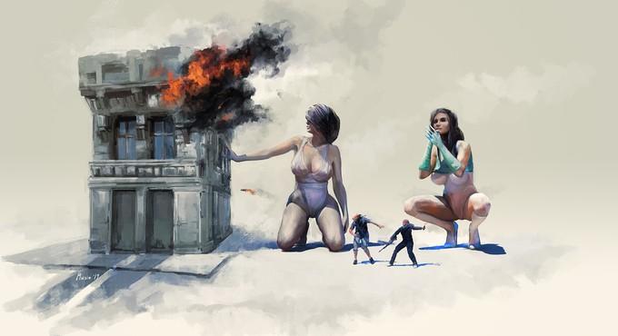 Фантастические миры: Sergey Musin