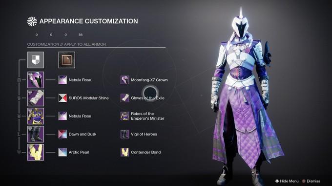 Bungie поделилась подробностями трансмогрификации в Destiny 2