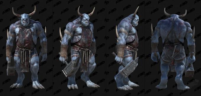 Сравнение моделей врагов Diablo 2 Resurrected с оригинальными версиями