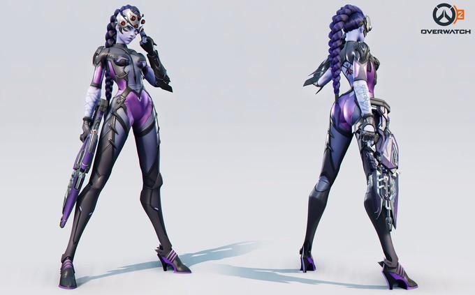 Blizzard покинул ведущий художник по персонажам Overwatch