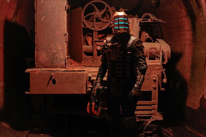 Пятничный косплей: Dead Space, Horizon Zero Dawn и Харли Квинн
