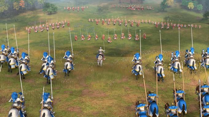 Новые скриншоты и детали Age of Empires 4 из утечки