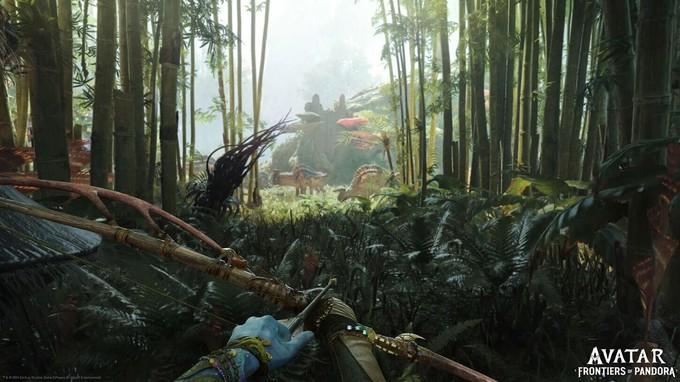 Скриншоты из трейлера Avatar: Frontiers of Pandora