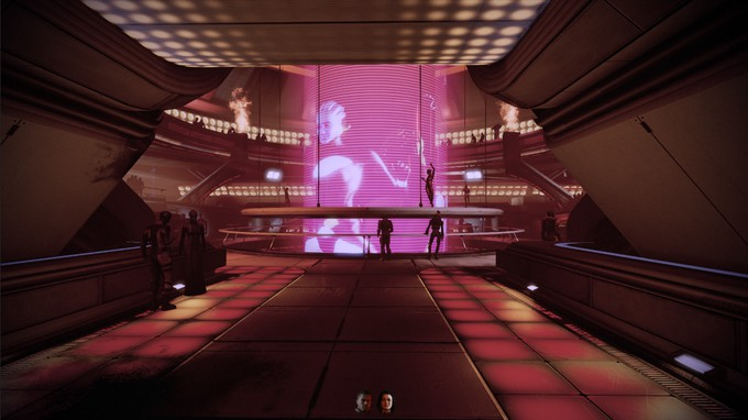 Для Mass Effect: Legendary Edition вышел мод с видом от первого лица в мирных локациях