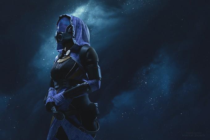 Пятничный косплей: Mass Effect, Mortal Kombat и ME!ME!ME!