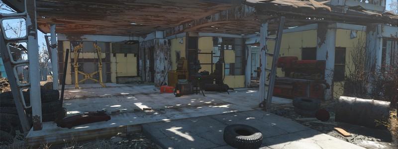 Fallout вещи своими руками