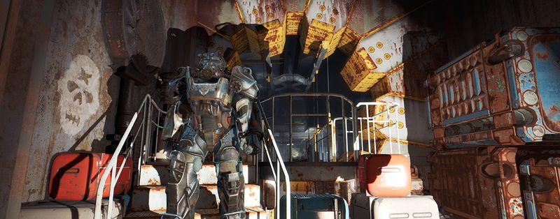 Fallout 4 моды на производительность