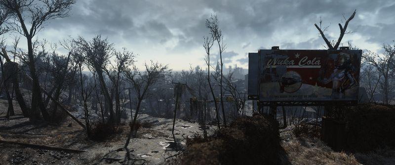 Fallout 4 мод на производительность скачать