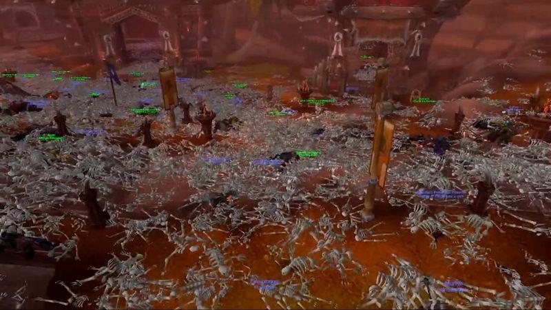 Худшие баги в истории #3: Кровавая Чума World of Warcraft