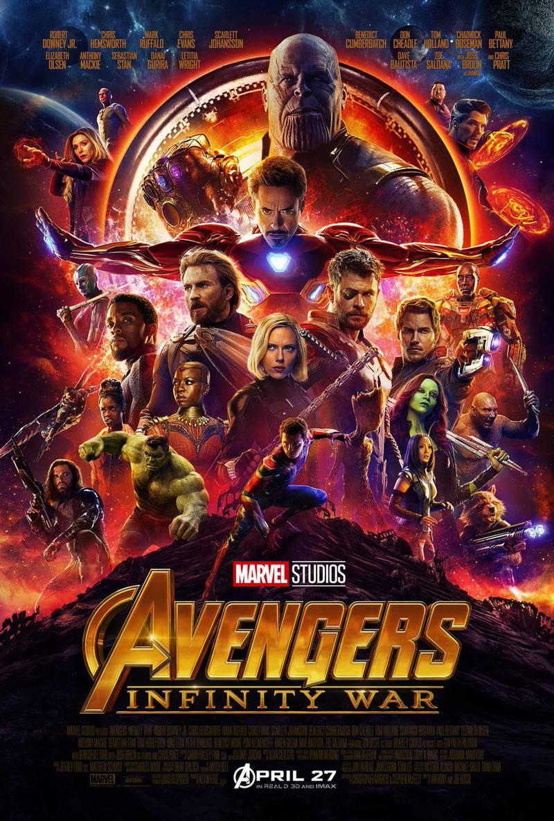 """Противостояние с Таносом в новом трейлере """"Мстители: Война бесконечности"""""""